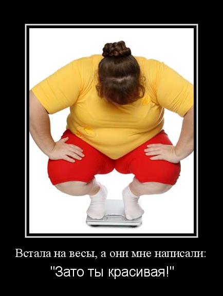 Смешно о диете