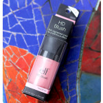 Кремовые румяна E.L.F. Cosmetics, HD Blush, Headliner. Отзыв, обзор.