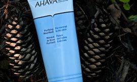 Очищающая грязевая маска Ahava Purifying Mud Mask. Оказалось, что их две! Отзыв.