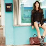 Пляжные тенденции: Glamour France July 2014.