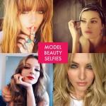 Селфи едва ли не самых красивых моделей современности