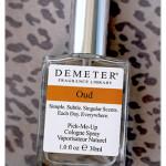 """Доступная роскошь – """"Удовое дерево"""" (Oud) от Demeter Fragrance Library. Обзор, отзыв."""