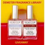 Demeter Fragrance Library Giveaway