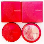 """Faberlic: тени для век """"Сказочный ларец"""", румяна """"Сказочное плетение"""". Отзыв, обзор, свотчи, макияж."""