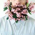 Новый тренд в инстаграме – цветы в бороде или flowerbeards