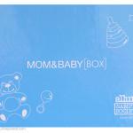 Allure Sample Society by GlamBox. Mom & Baby Box. Обзор, отзыв.