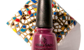 China Glaze. Purr-fect Plum №1074. Отзыв.