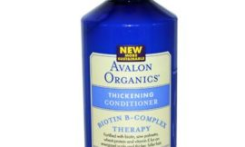 Avalon Organics, Thickening Conditioner, Biotin B-Complex Therapy. Отзыв.