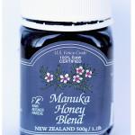 Полезное с iHerb: New Zealand Honey, 100% Raw Certified Manuka Honey Blend, Bio Active 5+. Отзыв.