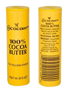 Cococare, 100% Cocoa Butter, The Yellow Stick review отзыв