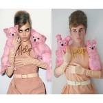 Подросток, пародирующий звезд в Instagram с лапшой на голове, набрал свыше 1, 5 миллиона подписчиков