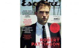 Robert Pattinson for UK Esquire, September 2014