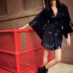 Тенденции: 80-е в моде. Porter Magazine #4 Fall 2014