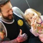 Девочка-татуировщик – когда важен не рисунок, а кто его делает