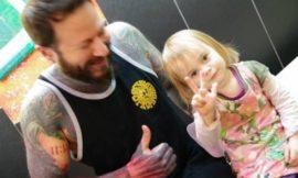 Девочка-татуировщик — когда важен не рисунок, а кто его делает