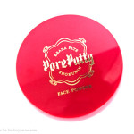 Sana. Pore Putty Face Powder N SPF 35 PA++ (Red). Отзыв.