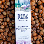 Therme Skincare White Lotus Body Serum, Bali Flower Moisturizing Oil Spray. Отзыв.