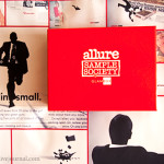 Allure Sample Society by Glambox N8. Обзор