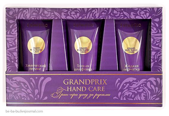 Faberlic Уход за руками серии Grand Prix Hand Care. Отзыв, обзор, состав.