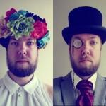 Шляпы для мужчин: 100 необычных вариаций