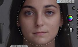 Как ретушируют внешность на видео?