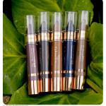 Faberlic – карандаши-тени для глаз Дивный взгляд. Обзор, отзыв, свотчи, макияж