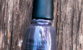 China Glaze. Jungle Queen №1073. Отзыв.