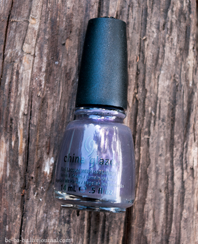 China Glaze. Jungle Queen №1073. Отзыв. Review