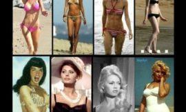 Очень смешная эволюция женской красоты