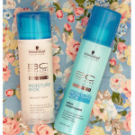 Schwarzkopf Professional BC Bonacure Moisture Kick Beauty Balm, Spray Conditioner. Отзыв, обзор.
