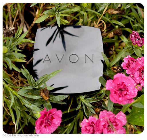 Тени для век Avon True Color Eyeshadow Quad - Stone TaupesЯркий топаз. Отзыв, обзор, макияж.