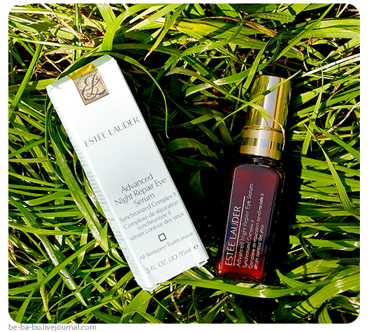 Estee Lauder - Advanced Night Repair Eye Serum Synchronized Complex II. Обзор, отзыв, состав.