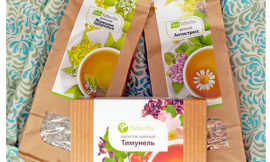 Фиточай Женское здоровье, Антистресс, напиток чайный TIMUNELE (Тимунель) от Faberlic. Отзыв, обзор.