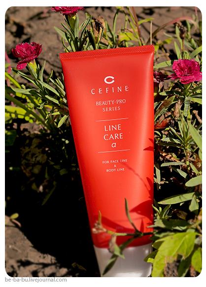 Cefine – Увлажняющий лифтинг-гель для лица и тела Beauty-Pro Line Care. Обзор, отзыв.