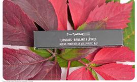 MAC – Блеск для губ Bijou Lipglass. Коллекция Sharon Osbourne Collection. Отзыв, обзор, свотчи.