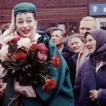 Первый показ мод в СССР