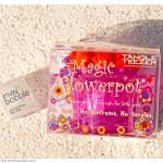 Детский Tangle Teezer Magic Flowerpot  и резинка-браслет для волос Invisibobble Crystal Clear. Отзыв