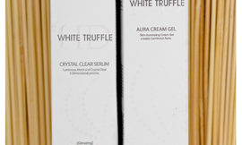 Young Shop Story — White Truffle Crystal Clear Serum, White Truffle Aura Cream-gel. Обзор, отзыв.