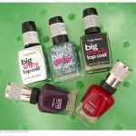 Топы Sally Hansen: Crackle, Glitter, Shiny. Как приручить лаки марки и добиться необычных эффектов