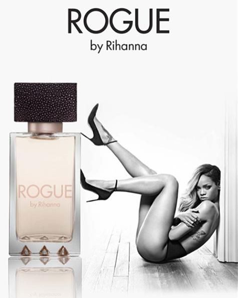 Промо Rouge от Рианны: о духах и кастетах в подарок
