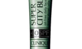Clinique Super City Sun Block SPF 40. Отзыв