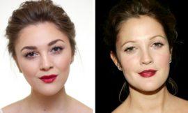 Стать похожей на звезду при помощи макияжа или Makeup Your Look-alike