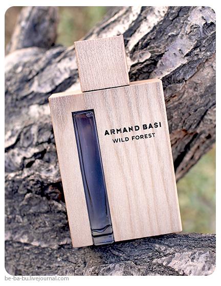 Armand Basi – Wild Forest для мужчин. Отзыв, обзор. Review