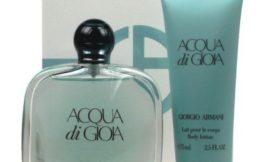 Летний giveaway – комплект Giorgio Armani Acqua Di Gioia