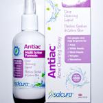 Salcura – Antiac Acne Clearing Spray. Отзыв.
