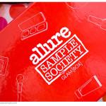 Allure Sample Society by GlamBox №10. Отзыв, обзор.