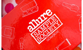 Allure Sample Society by GlamBox №10. Отзыв, обзор.