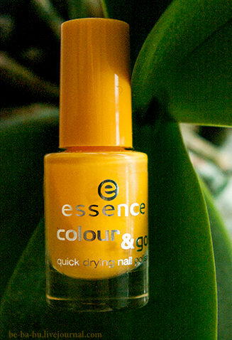 Essence Colour & Go №23 Sundancer. Отзыв. Свотчи.