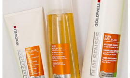 Goldwell Dual Senses Sun Reflects – Hair and Body Shampoo, Leave-In Protect Spray, After Sun Fluid