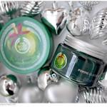 Желе для ванны Glazed Apple Bath Jelly и масло для тела Glazed Apple Body Butter от The Body Shop